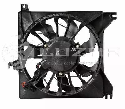 Вентилятор, охлаждение двигателя LUZAR LFC0190