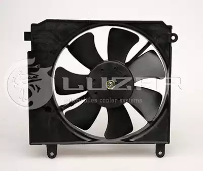 Вентилятор, охлаждение двигателя LUZAR LFC0563