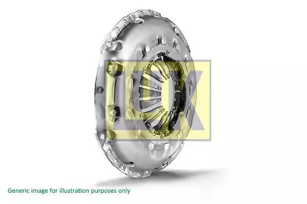 Нажимной диск сцепления LuK 119010910