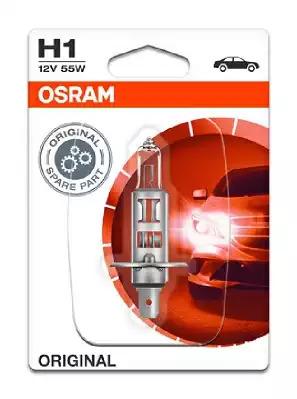 Лампа накаливания, фара дальнего света OSRAM 6415001B