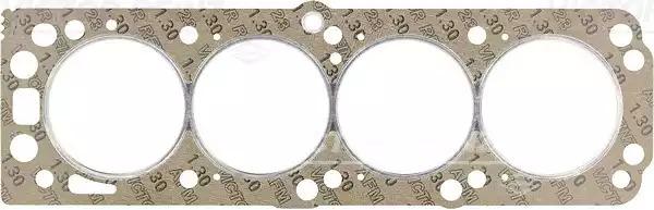 Прокладка, головка цилиндра VICTOR REINZ 612727020