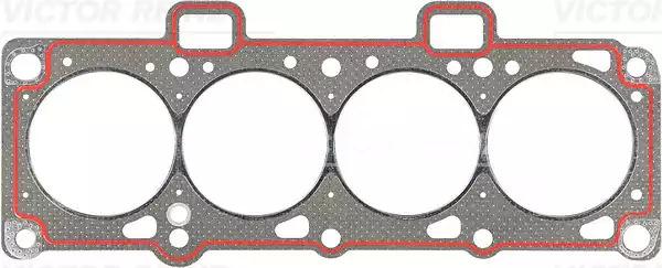 Прокладка, головка цилиндра VICTOR REINZ 613666000