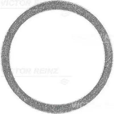 Уплотнительное кольцо, резьбовая пробка маслосливн. отверст. VICTOR REINZ 417106500